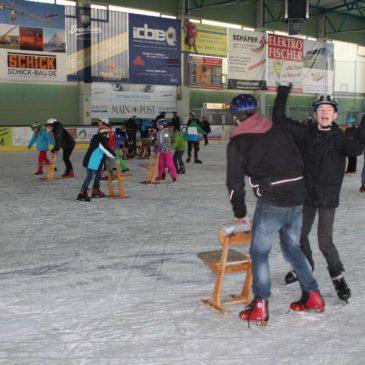 Eisbahnfahrt 2015