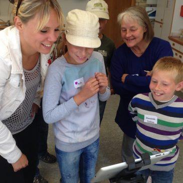 Anne-Frank-Schule wird Internet-ABC-Schule