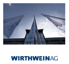 Betriebsbesichtigung bei der Wirthwein AG