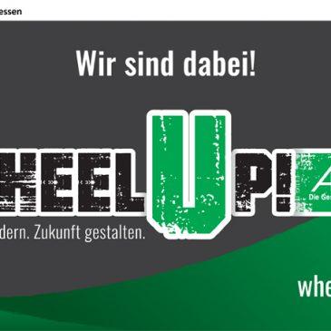 WheelUp – Eine Woche rollen, …