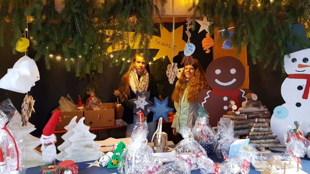 Weihnachtsmarkt Gersfeld
