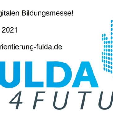 #FULDA4future Bildungsmesse 2021