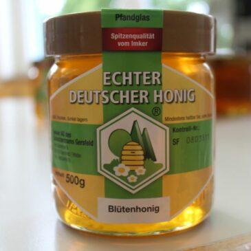 Frischer Honig